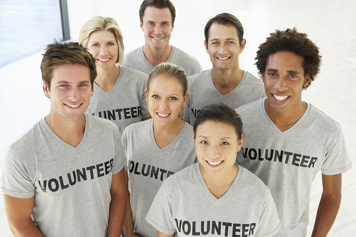 The Benefits of Volunteering