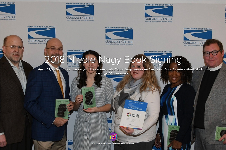 nicole nagy book signing