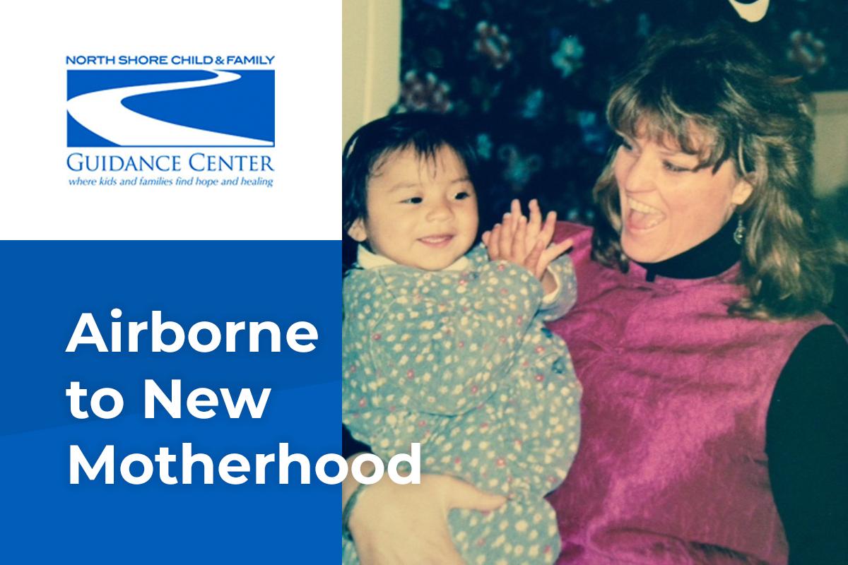 Airborne to New Motherhood