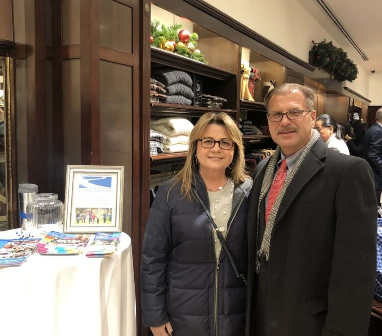 Guidance Center Co-Hosts Event at Brooks Brothers