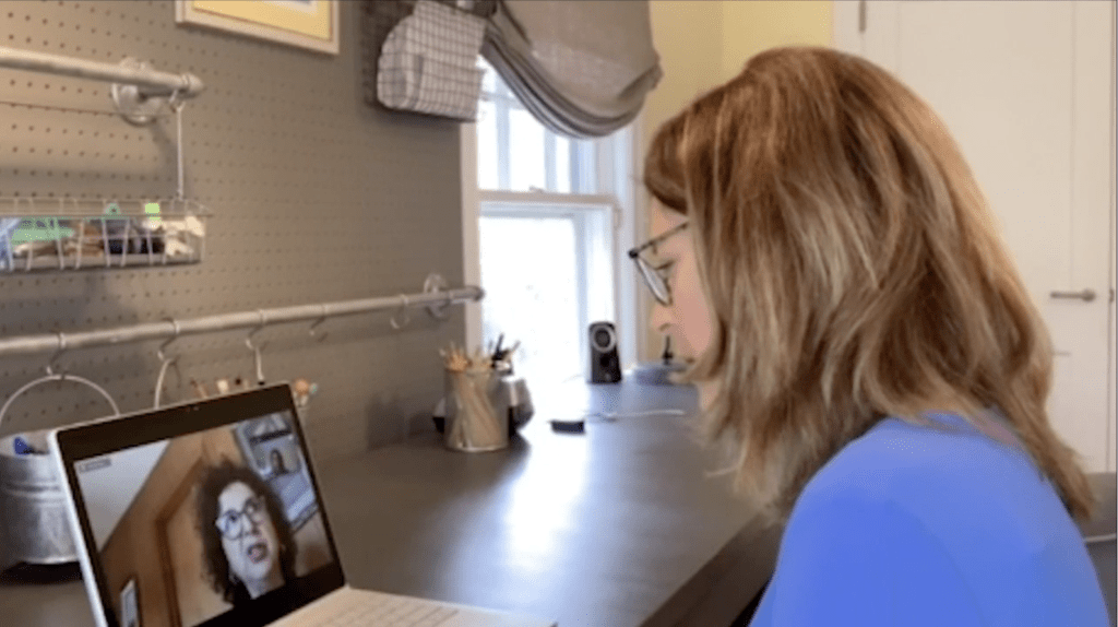 Coronavirus News: Families turning to virtual therapy for kids during COVID-19 crisis ByStacey Sager Tuesday, April 14, 2020