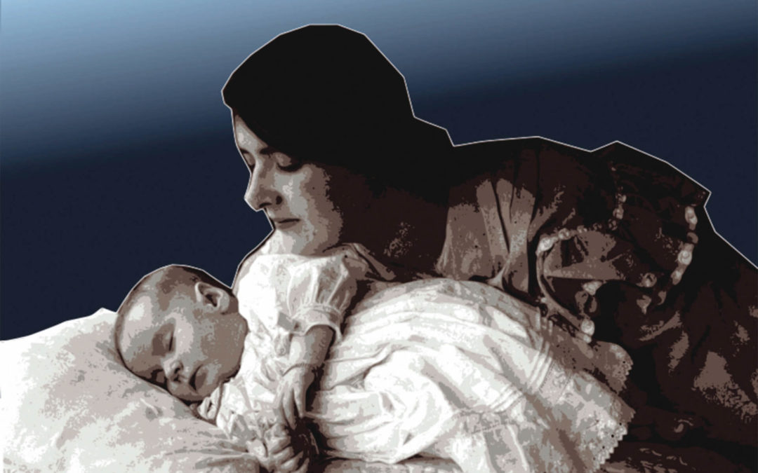 Maternal Depression Rates Rise During Pandemic, By Vanessa McMullan, December 7, 2020