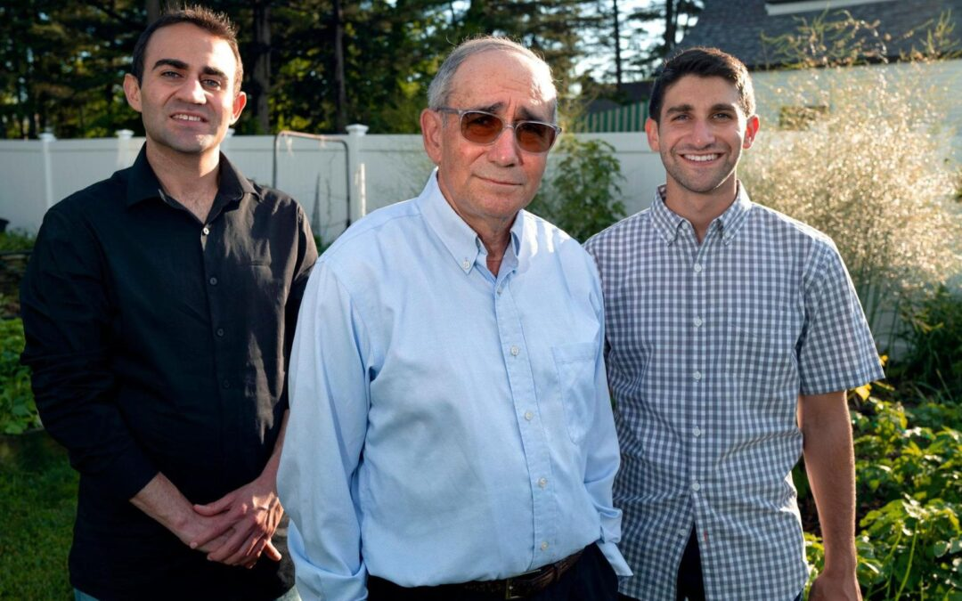 These 7 Sons Share the Same Career Paths as Their Fathers, By Beth Whitehouse, Newsday, June 16, 2021