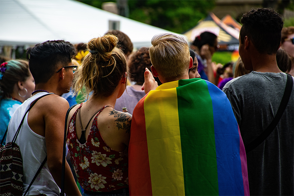 Providing a Safe Space for LGBTQ+ Teens, Originally published in Anton Media Newspapers Parenting Plus column, July 21, 2021